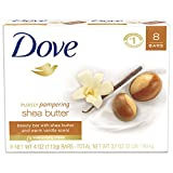 Dove Purely Pampering Beauty Bar Shea Butter 4 Review and Comparison