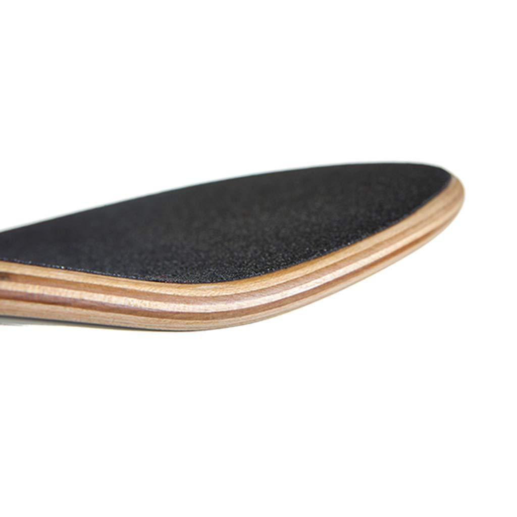 XIAOJIE Skateboard Double Skateboard Skateboard Skateboard Maple Deck Round 2 Cuscinetto Adatto per Principianti e Bambini Skateboarding B07NV515BV Parent | Prodotti di alta qualità  | Vendendo Bene In Tutto Il Mondo  | Qualità Stabile  | Materiali Di Alta Qualità  | Molti db3103