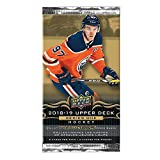 2018-19 UPPER DECK Hockey Series 1 Trading Cards Retail Box 24 Packs