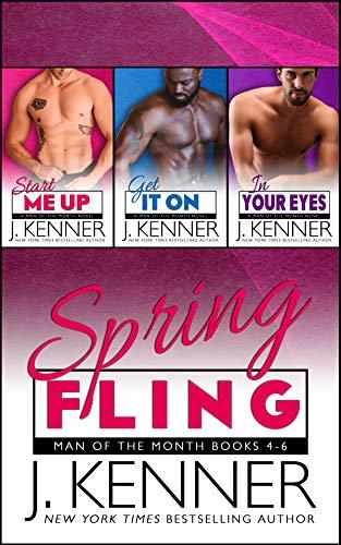 Spring Fling (Calendar Guys Book 2)