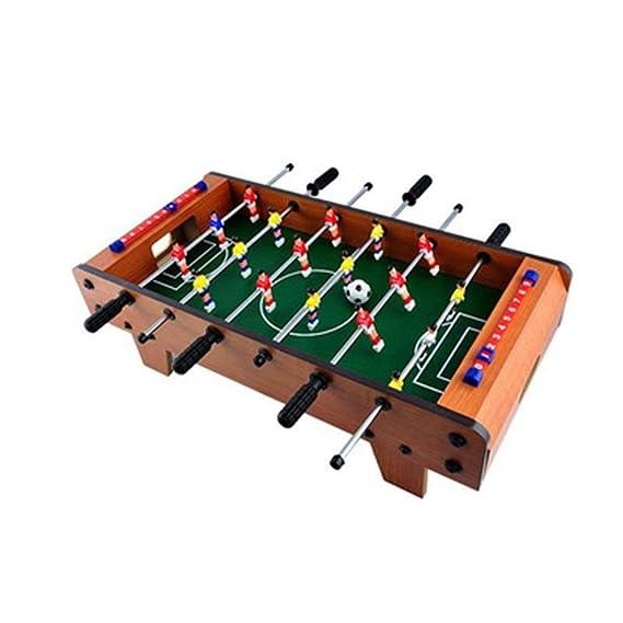 Futbolín Puzzle Futbolín Máquina interacción entre padres e hijos for sala de juegos de deportes mini fútbol de mesa con las piernas de la competencia de fútbol de futbolín de mesa Conjunto