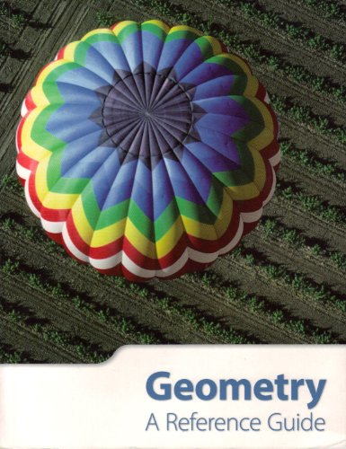 Read Online Geometry a Reference Guide PDF