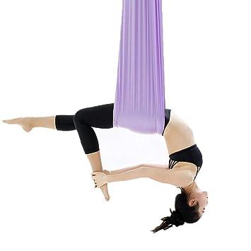 Amazon.com: Kylinmko Yoga Swing/Hammock/Trapeze/Sling ...