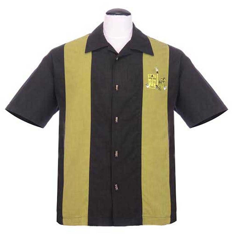 Steady Clothing SHIRT メンズ B07665WH78  X-Large