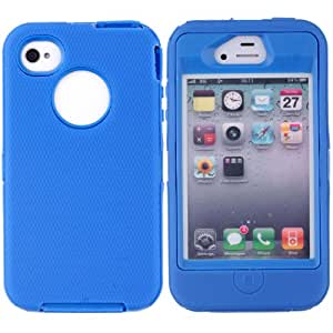 Tory Burch Style Hard Case Cover Protector for Apple iPhone 4/4S (4)