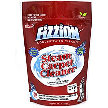 Amazon Com Fizzion Clean Stain Remover Steam Cleaner