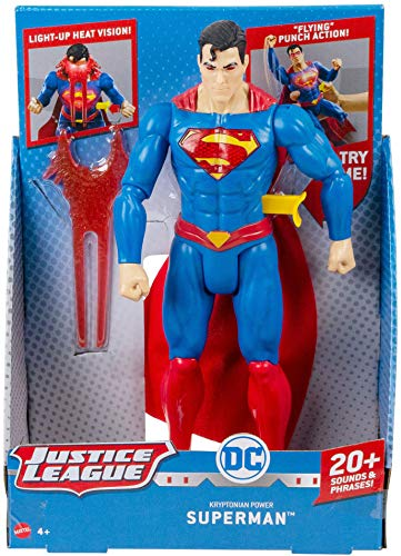 DC Comics Kryptonian Power Superman 12' Action Figure
