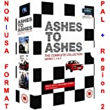 Ashes to Ashes: The Complete Collection - Series 1-3 [Region 2]