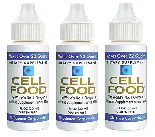 Cellfood Skin Care Oxygen Gel - 6