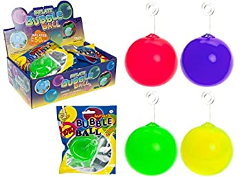 Giant Inflatable  Bubble Ball 4 Assorted Colours Kids Adults Outdoor Indoor Play
