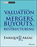 img - for Valuation For Mergers, Buyouts, And Restructuring, 2Nd Ed book / textbook / text book