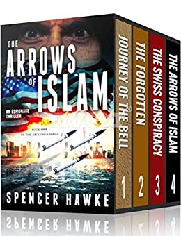 The Complete Ari Cohen Box Set - Books 1, 2, 3 and 4 (The Ari Cohen Series) by [Hawke, Spencer]