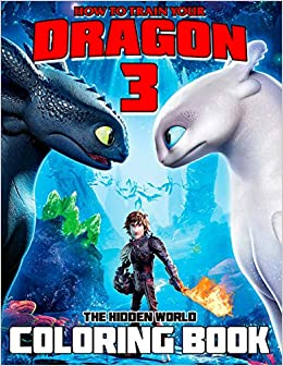 how to train your dragon coloring book the hidden world leila jpg 260x336 toothless dragon multiplication - How To Train Your Dragon Christmas
