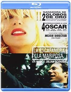 La Escafandra Y La Mariposa [Blu-ray]