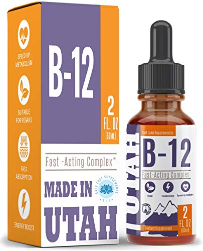 Vitamin B12 Liquid Sublingual