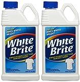 White Brite Laundry Whitener - 22 oz - 2 pk