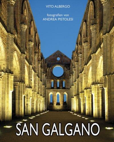 San Galgano: Deutsch Ausgabe