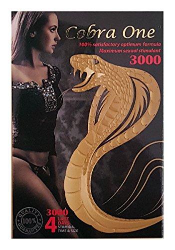 Cobra Maximum Sexual Stimulant Pills