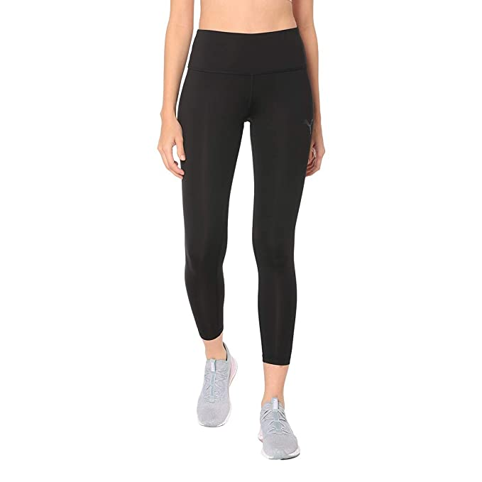 PUMA Damen Active Leggings Hose Schwarz (Puma Black)