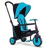 #9: smarTrike smarTfold 300 Folding Baby Tricycle, Blue