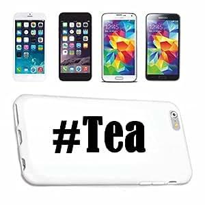 cubierta del teléfono inteligente iPhone 5C Hashtag ... #Tea ... en Red Social Diseño caso duro de la cubierta protectora del teléfono Cubre Smart Cover para Apple iPhone … en blanco ... delgado y hermoso, ese es nuestro hardcase. El caso se fija con un clic en su teléfono inteligente