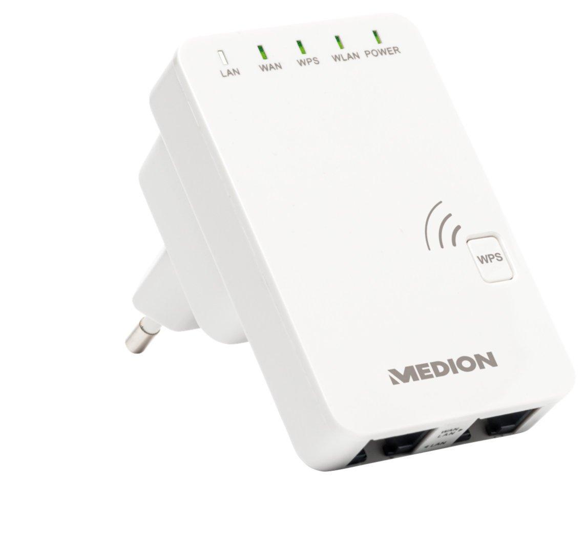 medion p85023 wifi range extender supports wps amazon co uk Wireless LAN Design medion p85023 wifi range extender supports wps amazon co uk electronics