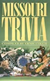 Missouri Trivia, Ernie Couch, 155853203X