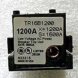 TR16B1200 - 1200A GE RATING PLUG, 1600A CT