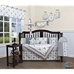 GEENNY-13-Piece-Boutique-Baby-Nursery-Crib-Bedding-Set-Woodland-Deer-Arrow-Multi-Colors-Crib