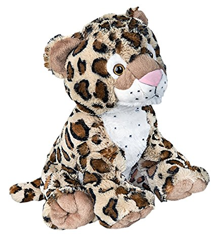 Love Cheetahs (Cuddly Soft 16 inch Stuffed The Cheetah - We stuff 'em...you love 'em!)
