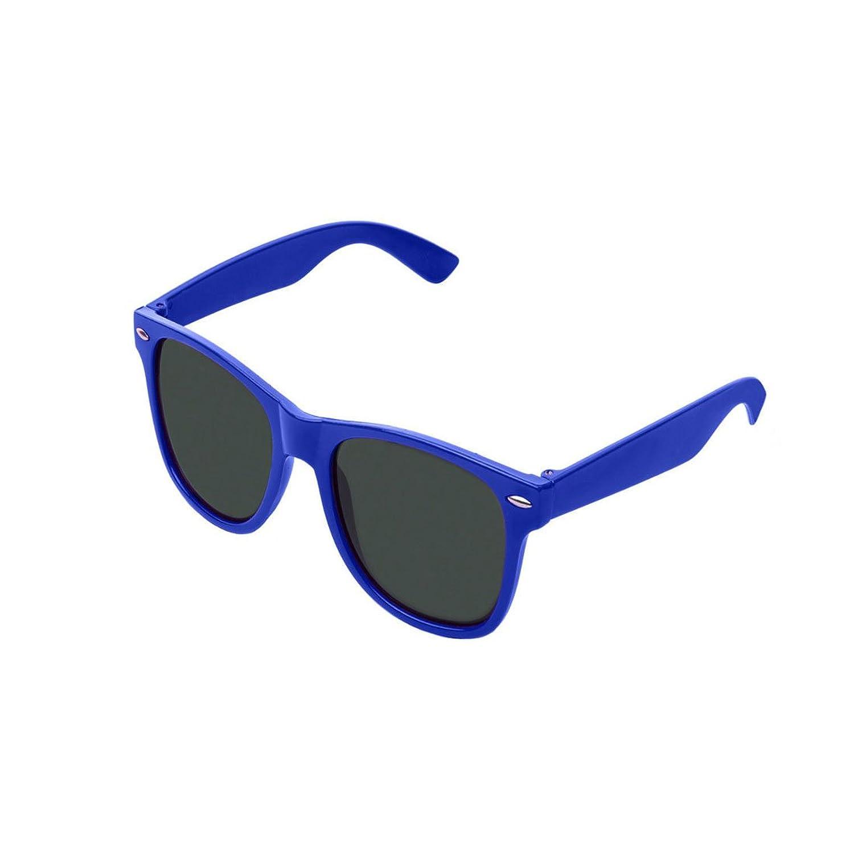 6299938ff3 Delicado Unisex para hombre de las señoras de Wayfarer Aviator gafas de sol  estilo retro cortinas