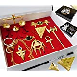 Yu-Gi key chain necklace pendant necklace pendant jewelry toy gift set Muto Yugioh game necklace pendant Set