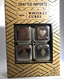 Whiskey Cubes Poker Style