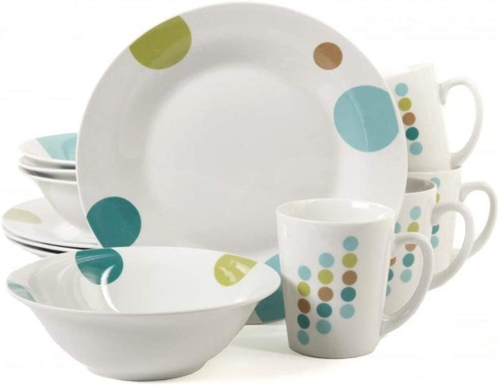 Gibson Home Dinnerware Set, None, Multi