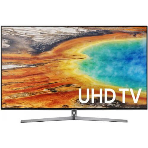 Samsung Electronics UN55MU9000 55-Inch 4K Ultra HD Smart LED TV (2017 Model) (55 Tv Samsung Led Smart Tv)