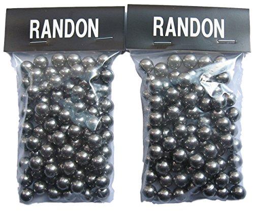 スリングショット 弾 玉 球 ボール パチンコ ゴム 8mm スチール 鉄【Randon】の商品画像