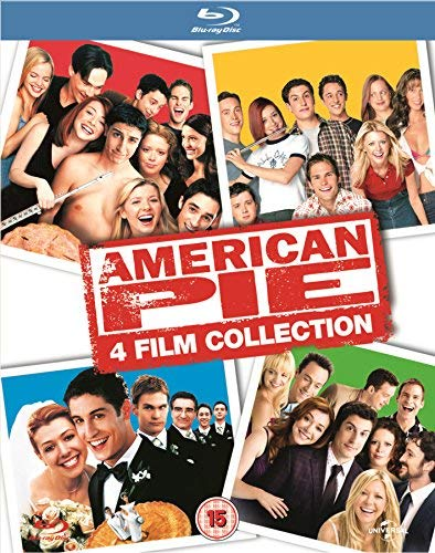 Amazon in: Buy American Pie: 4-Film Collection [Blu-ray