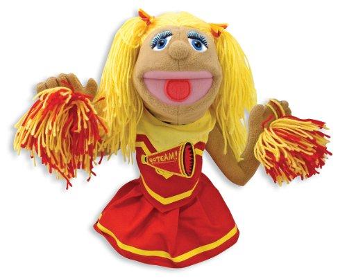 Cheerleader Puppet (Cheerleader Hand Puppet -)