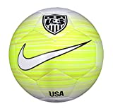 Alex Morgan Autographed/Signed Nike Team USA Full Size Regulation Soccer Ball JSA 129162