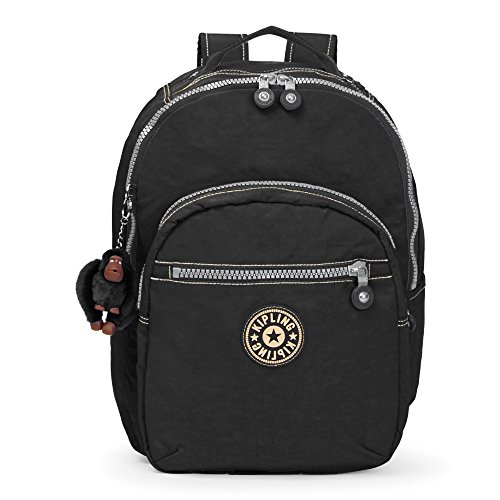 Kipling Women's Seoul Large Vintage Laptop Backpack One Size Black by Kipling