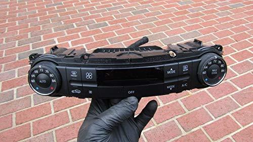 - Hiscarpart #9443G Mercedes Benz E320 OEM Temp AC Heat Climate Control Panel Unit Switch