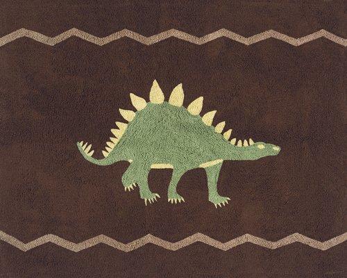 Dinosaur Accent Floor Rug by Sweet Jojo Designs