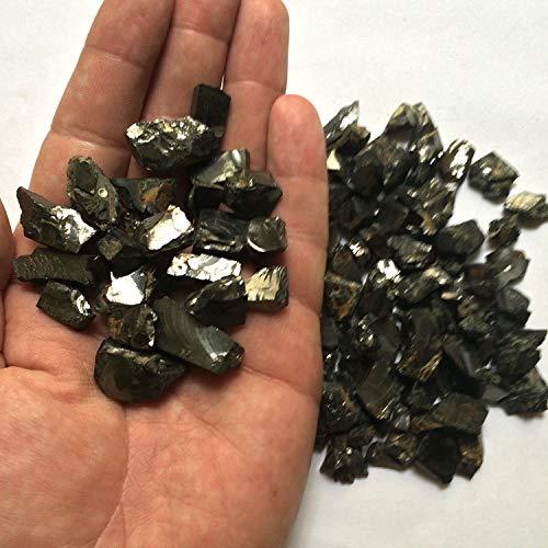 Elite Shungite Detoxification Stone 100 Gr/0,22 Lb for water & jewelry making (#A 1-3 gramm per one stone)