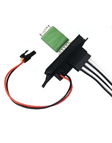 FAERSI HVAC Blower Motor Resistor Kit with Harness Replaces# 89019088 973-405 15-