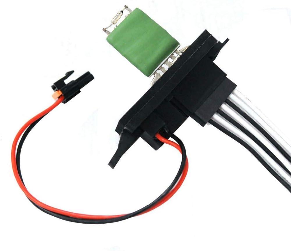 For 2006 Pontiac Torrent HVAC Blower Motor Resistor Kit Dorman 38753ZG
