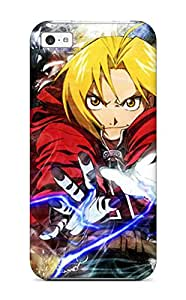 ZippyDoritEduard Snap On Hard Case Cover Fullmetal Alchemist Protector For Iphone 5c