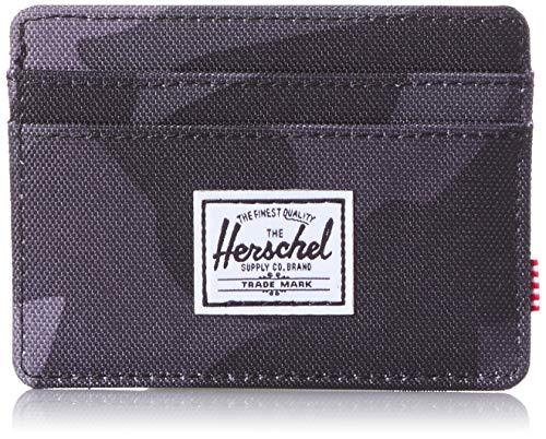 Herschel Supply Co. Men's Charlie RFID, night camo, One Size