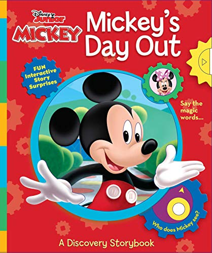 Disney Junior Mickey Mouse: Mickey's Day Out ()
