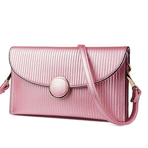 pink Tempérament Nouveau Banquet Sac D'embrayage à Sac Main Sac Dames Enveloppe De Mode HHq74wPnx