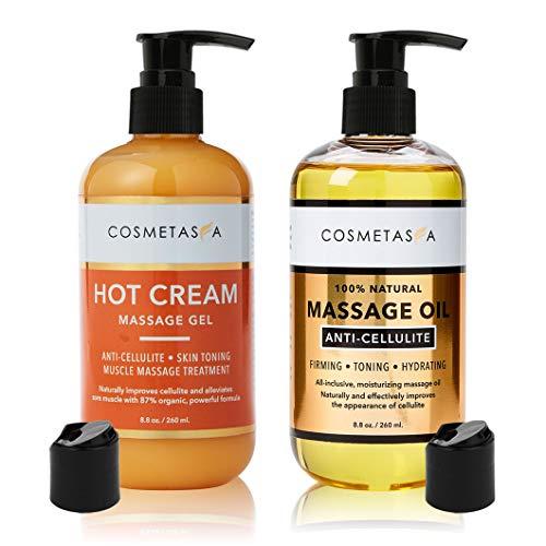 Anti-Cellulite Massage Oil Hot